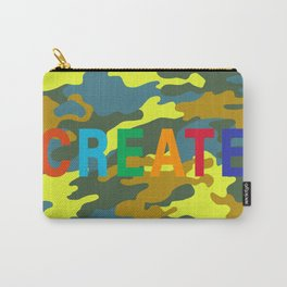 Creative Camo Carry-All Pouch