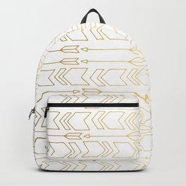 GOLD AZTEC Backpack