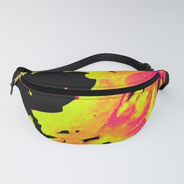 Solar Flare Wave Fanny Pack
