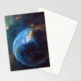 Bubble Nebula Stationery Cards