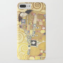 Gustav Klimt - Tree of Life (detail) 1909 iPhone Case