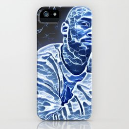 Bryant Artistic Illustration Lighting Bolt Style iPhone Case
