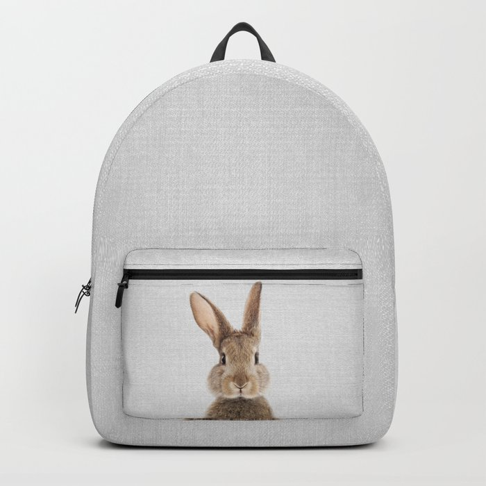 Rabbit - Colorful Rucksack