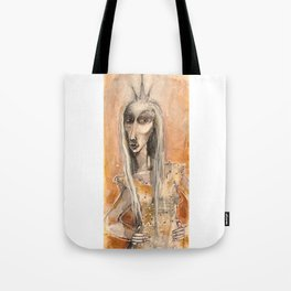 Vanquished Points in the Pointless Kingdom Tote Bag