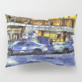New York police Department Van Gogh Pillow Sham