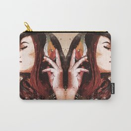 Butterfly Music Carry-All Pouch