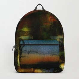 Somewhere in the countryside Backpack