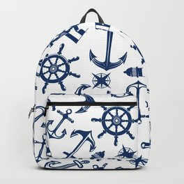 Seven seas Backpack