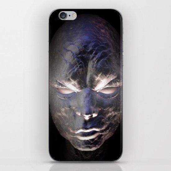 Wrath iPhone & iPod Skin
