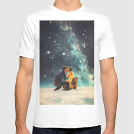 I'll Take you to the Stars for a second Date T-shirt