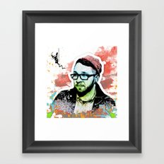 ANDY MINEO Framed Art Print