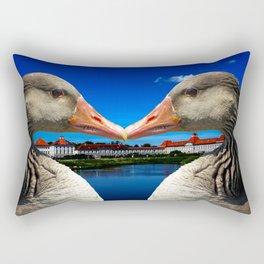 Munich in love Rectangular Pillow