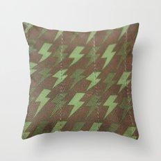 Envious Lightening Throw Pillow