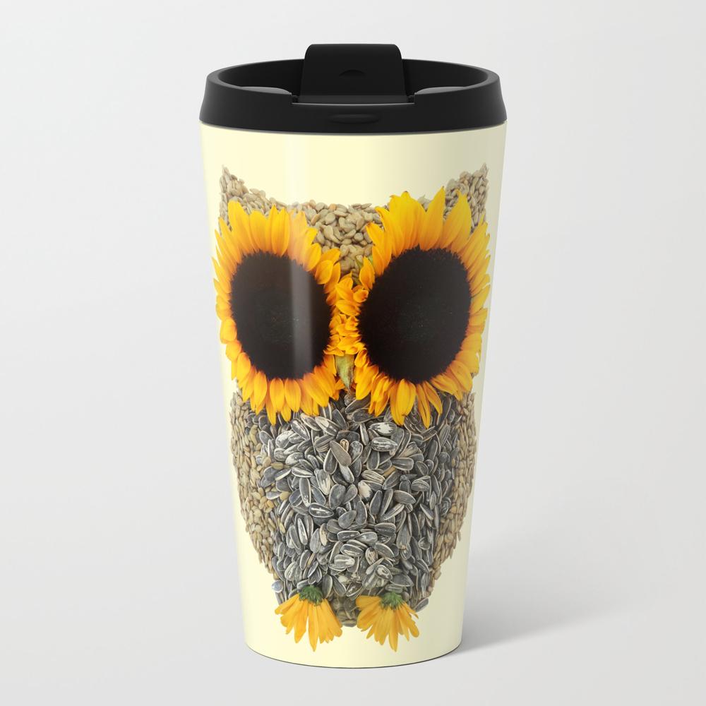 Hoot! Day Owl! Travel Mug TRM584530