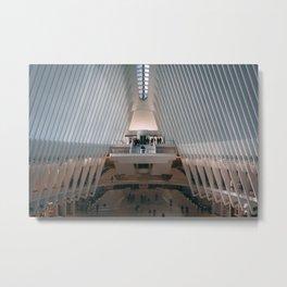 Oculus 12 Metal Print