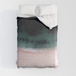 The purple umbrella Comforters