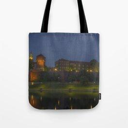The Castle. Tote Bag