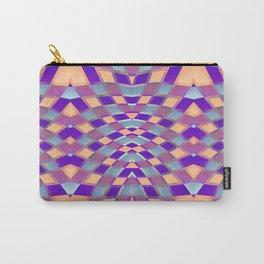 Geometric Kaleidoscope G423 Carry-All Pouch