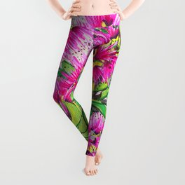 Callistemon Leggings
