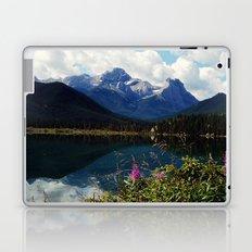 canadian wilderness Laptop & iPad Skin