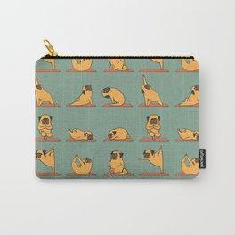 Pug Yoga Carry-All Pouch