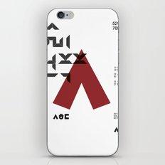vol.3 nº2 iPhone & iPod Skin