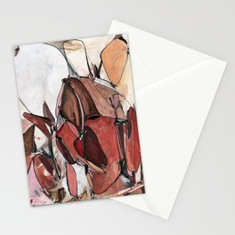 Red Harvest Stationery Cards