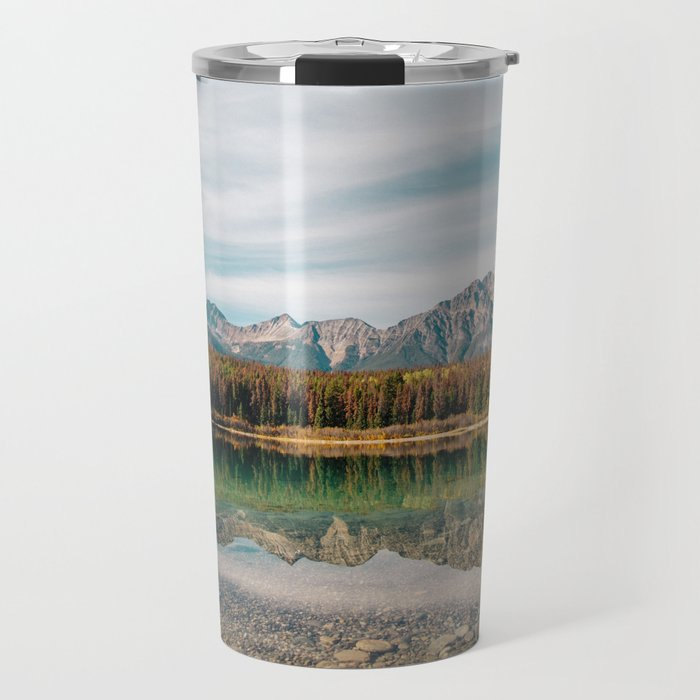 Alberta Reflections Travel Mug
