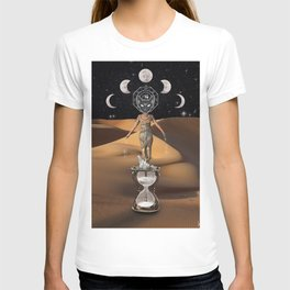 Through the gates of time T-shirt