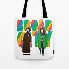 Broad City - Mushrooms Tote Bag
