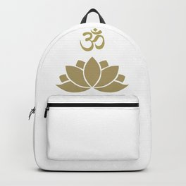 OM Lotus Backpack