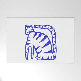 tiger Welcome Mat