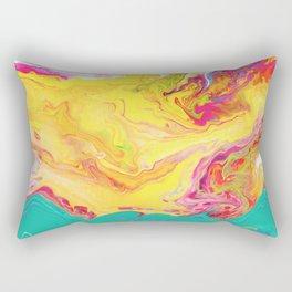 Phoenix Fire Rectangular Pillow