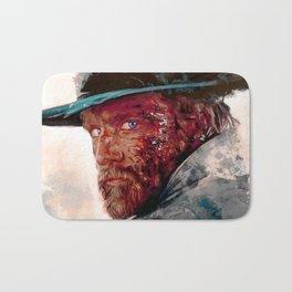 Wounded Cowboy Bath Mat