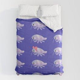 Ribbon giant isopod Comforters