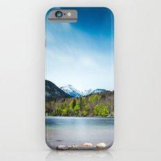 Lake Bohinj with Alps in Slovenia Slim Case iPhone 6s