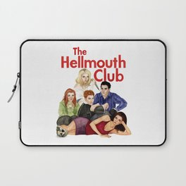 The Hellmouth Club Laptop Sleeve