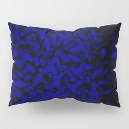 Cluster of Tetrapods (COLORS 1.2) Pillow Sham