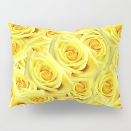 Candlelight Roses Pillow Sham