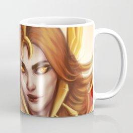 The Radiant Dawn  Coffee Mug
