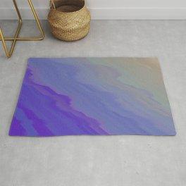 aladdin tone gradient Rug