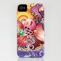 Koi Slim Case iPhone (4, 4s)