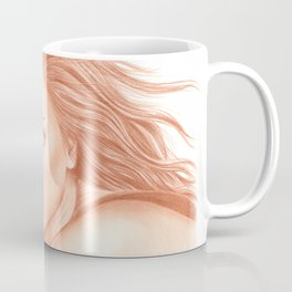 Woman Portrait 3 Coffee Mug
