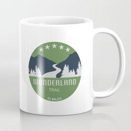 Wonderland Trail Coffee Mug