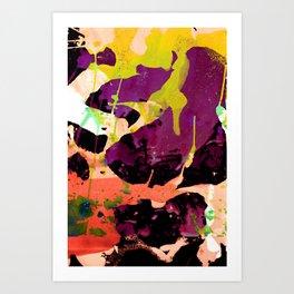 Canarias Art Print