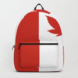 O Canada! (Hemp Flag) Backpack