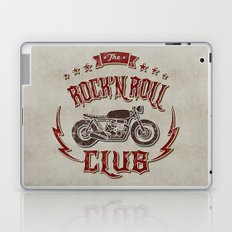 Rock 'n Roll Motorcycle Club Laptop & iPad Skin