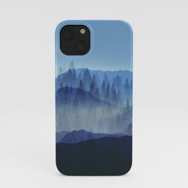 Woods Glory PQ iPhone Case