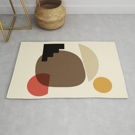 Shapes 2 - africa collection Rug