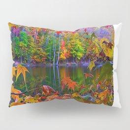 Slightly Diffused Pillow Sham